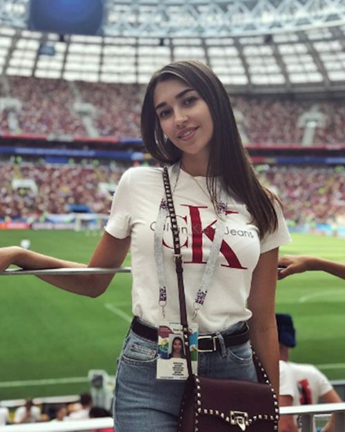 Болельщицы Чемпионата мира 2018 (23 фото)