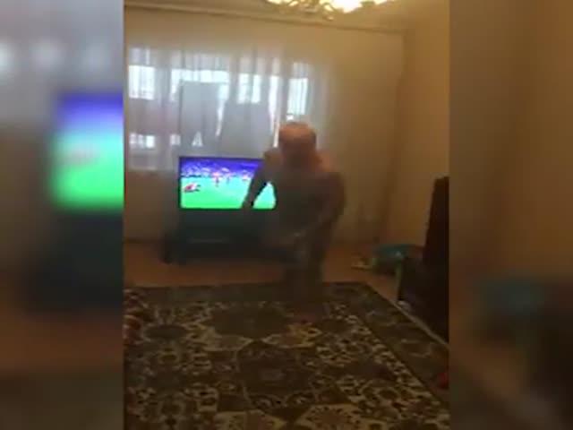 Когда много лет ждал победы сборной России