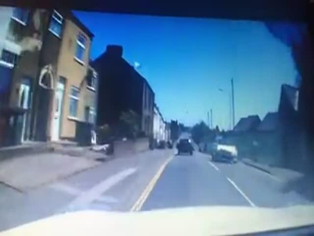 Внимательность за рулем спасает жизни
