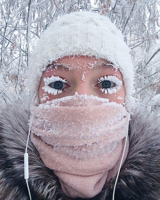 Зима и лето в Якутске всего в двух фотографиях (3 фото)