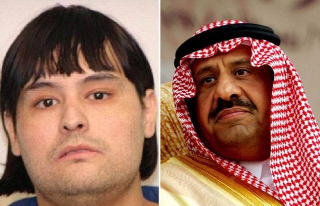 Любовь к свинине выдала мошенника, который притворялся саудовским принцем (5 фото)