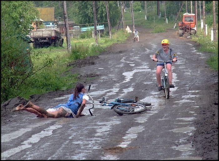 Беспощадный провинциальный гламур (24 фото)