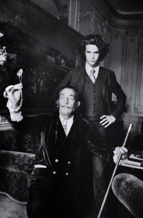 25 архивных фотографий знаменитостей, какими вы их еще не видели (25 фото)