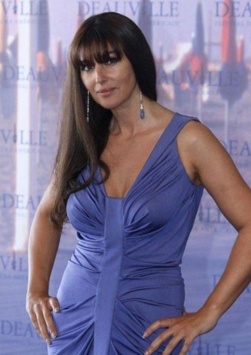 Как с годами менялась Моника Беллуччи (35 фото)