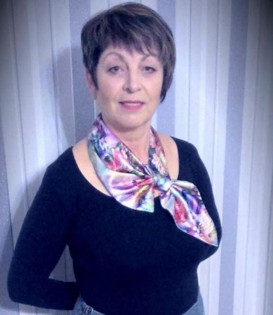 56-летняя женщина изменила внешность, чтобы не выплачивать кредит в 117 миллионов рублей (2 фото)