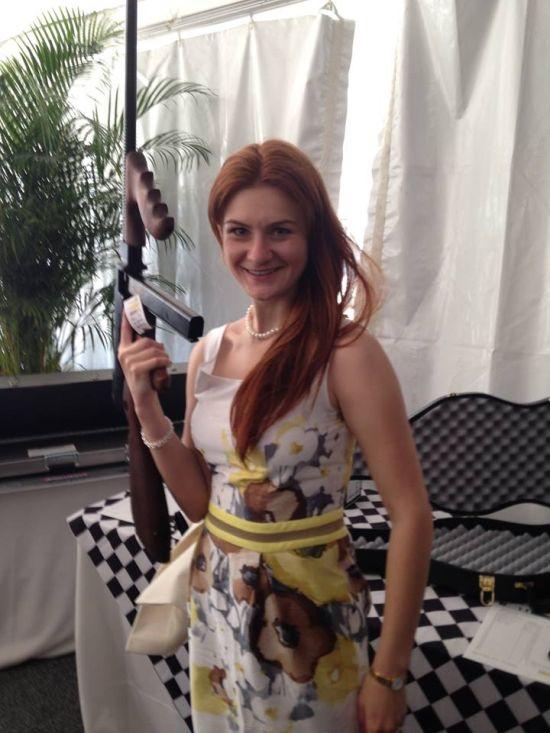 Россиянка Мария Бутина была задержана в США по подозрению в шпионаже (10 фото)