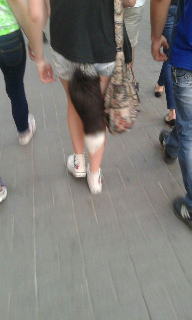 Белорусские модники и модницы (25 фото)