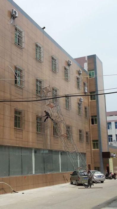Люди, которые никогда не слышали о технике безопасности (40 фото)