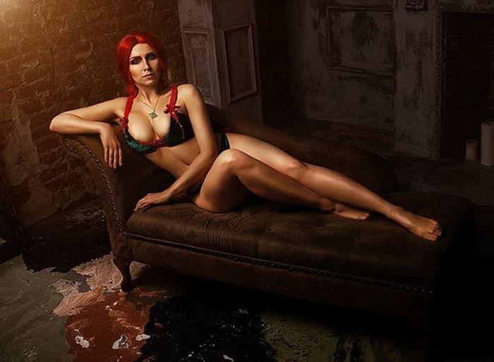 Елена Самко - одна из самых известных косплейщиц в РФ (30 фото)