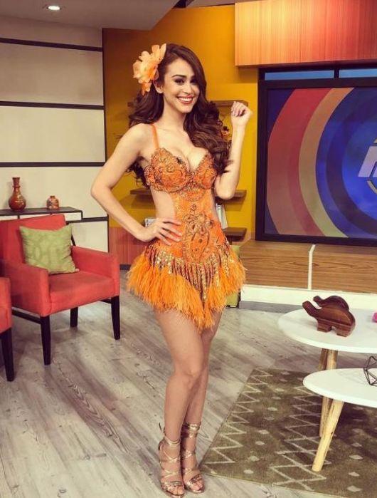 Киберспортсмен расстался с мексиканской телеведущей Янет Гарсиа ради игры (5 фото)
