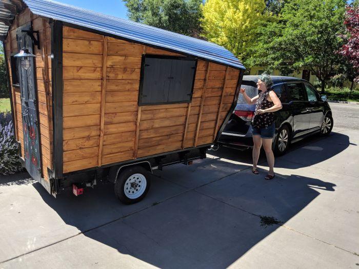 Фургон для путешествий своими руками (48 фото)