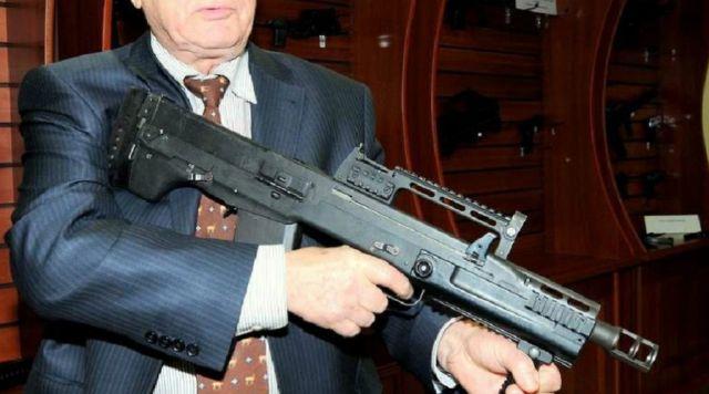 Оружие, которое используют бойцы российского спецназа (10 фото)
