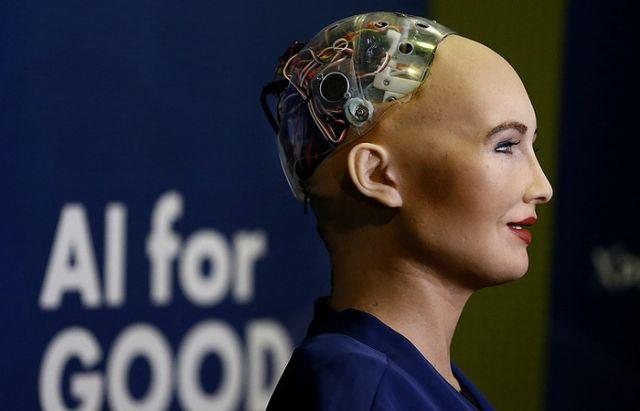 Самые известные человекоподобные роботы (5 фото)