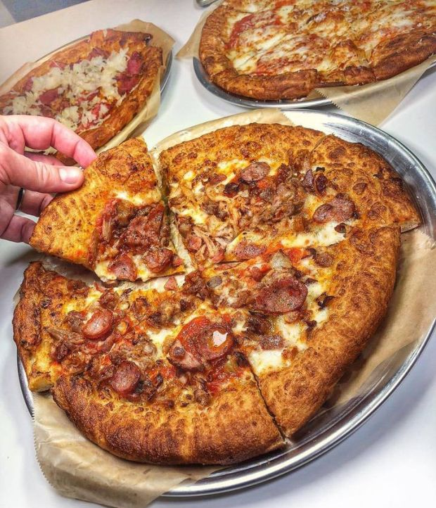 Фотографии еды для тех, кто не на диете (24 фото)