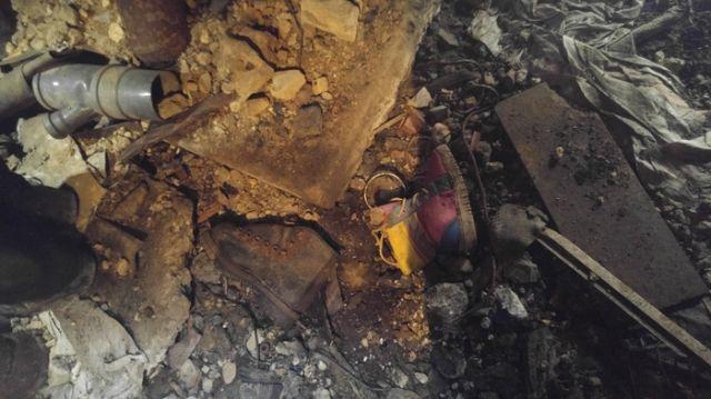 Заброшенный подвал под частным домом (14 фото)