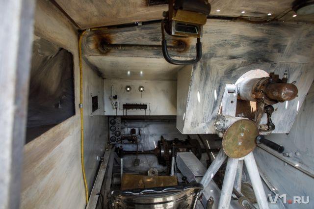 Житель Волгограда построил немецкую самоходку StuG III своими руками (10 фото + видео)