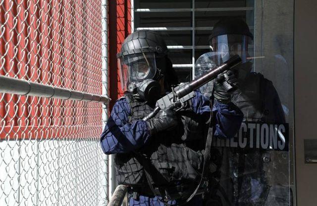 Современная тюрьма строгого режима Hunter Correctional Centre в Австралии (18 фото)