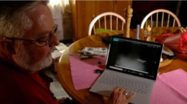 """Мужчина чуть не сошел с ума, пытаясь вычислить загадочного """"почтальона"""" (9 фото)"""