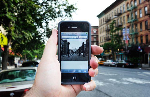 New york Sokaklarında İlginç Fikir (3 fotograf)