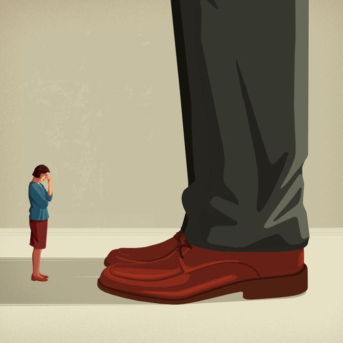Правдивые иллюстрации о современной жизни (35 картинок)