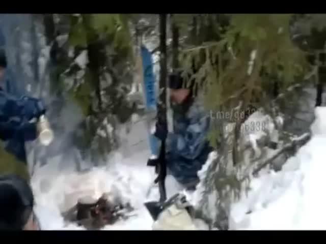 Как проходят учения ФСИН