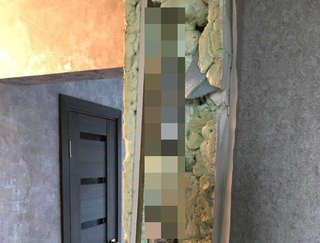 """""""Послание из прошлого"""", обнаруженное во время ремонта в квартире (2 фото)"""