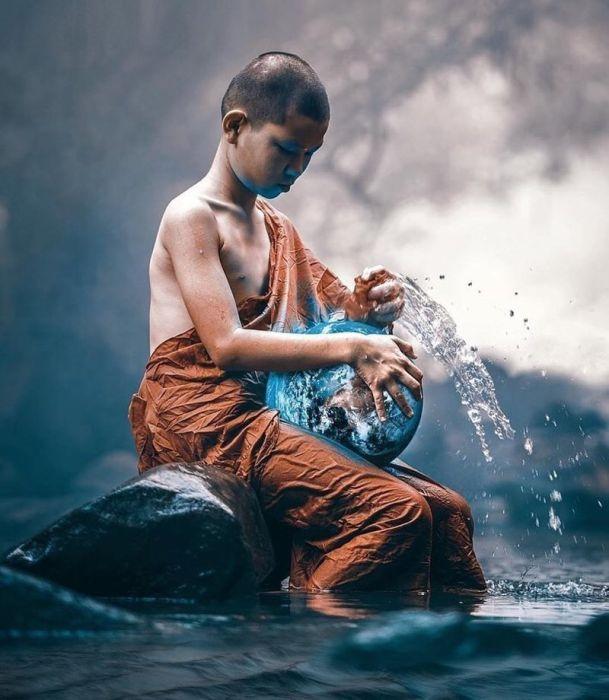 Удивительные работы профессиональных фотошоперов (21 фото)