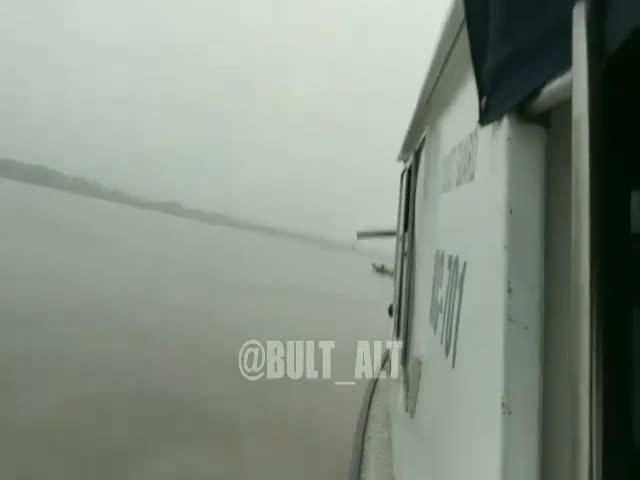 Береговая охрана задержала браконьеров из Китая