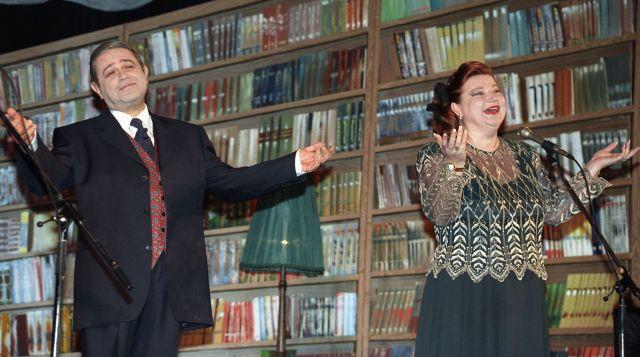 Как с годами менялся творческий тандем: Петросян и Степаненко (10 фото)