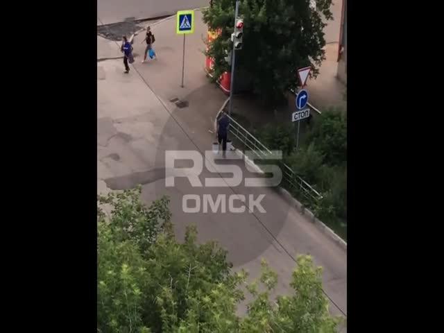 """""""Дорожный вор"""" из Омска"""