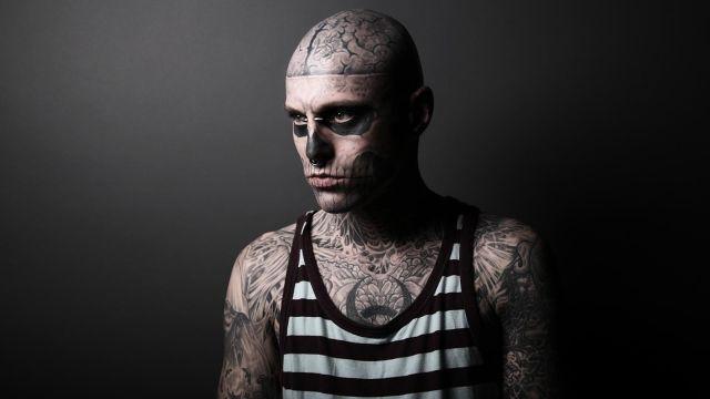 Канадский манекенщик Zombie Boy покончил с собой