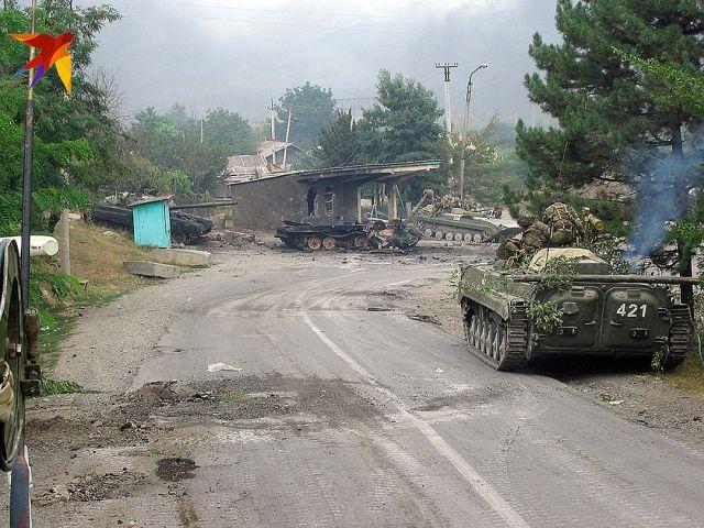 10 лет после пятидневной войны Грузии и Южной Осетии (3 фото)