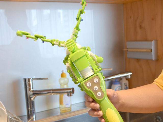 Если вы слишком ленивы, чтобы мыть посуду (3 фото + видео)