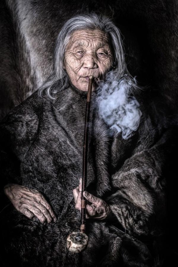 Фотопроект: коренные жители и народности Сибири (14 фото)