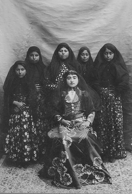 Архивные фотографии: Персия в конце XIX и начале XX века (14 фото)