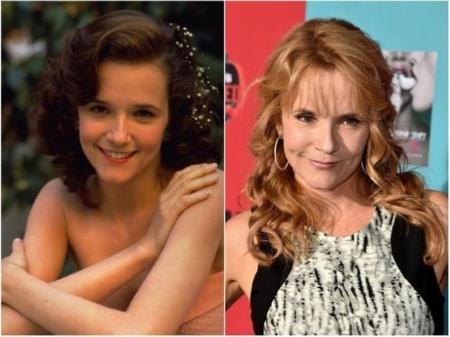 """Актеры фильма """"Назад в будущее"""" 33 года спустя (4 фото)"""
