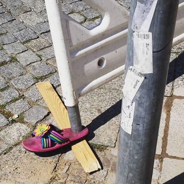 Необычные решения бытовых проблем (29 фото)
