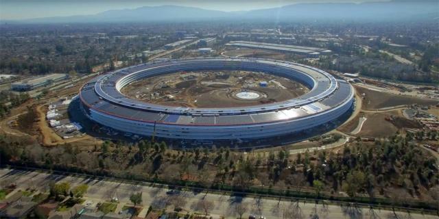 Apple заявила, что недвижимость компании стоит 200 долларов, чтобы платить меньше налогов в США