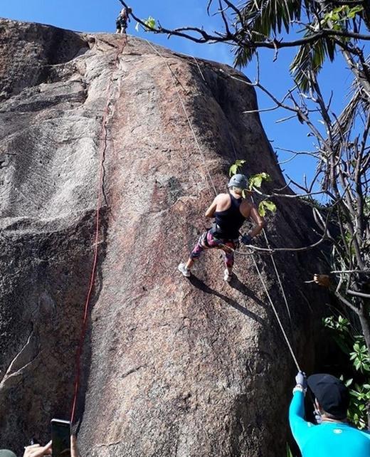 Пенсионерка из Бразилии, как лучший мотиватор для занятий спортом (4 фото + 2 видео)