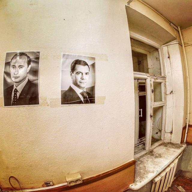 В заброшенном отделении полиции в Москве хранились тысячи документов россиян (8 фото)