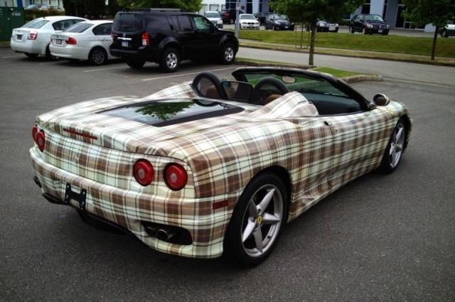 Тюнинг автомобилей, который вас точно удивит (12 фото)