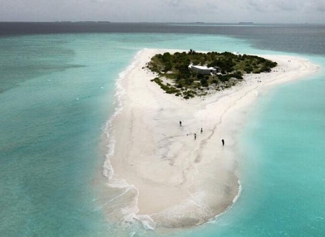 """Работа мечты: """"продавец книг"""" на Мальдивах (3 фото)"""
