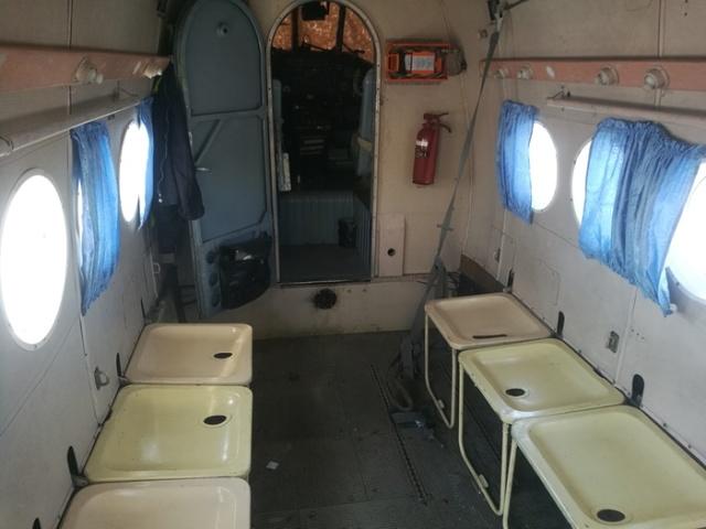 Ан-2: интересные особенности и взгляд изнутри (17 фото)