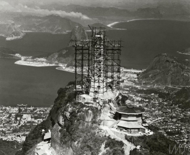 Интересные архивные фотографии из прошлого (34 фото)