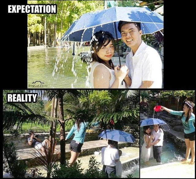 Ожидания и реальность не всегда совпадают в нашем мире (30 фото)