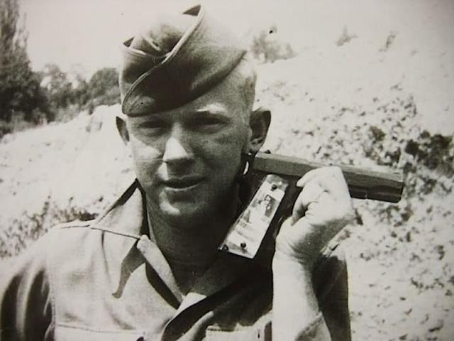 Модифицированные пистолеты американских солдат времен Второй мировой войны (5 фото)