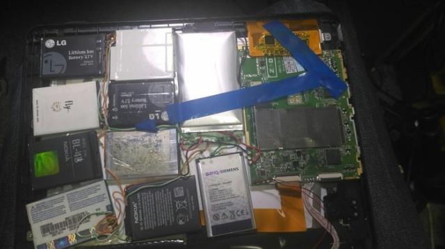 Ноутбук не заряжается, а раньше все было отлично (2 фото)