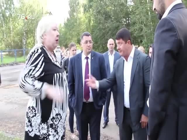 "Мэр Ярославля прославился благодаря фразе: ""Да я подойду!"""