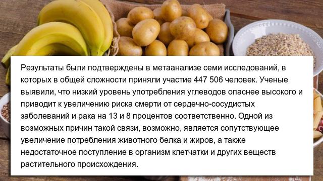 Польские ученые разрушили миф о полезности низкоуглеводной диеты (3 фото)
