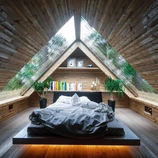 Уютные места, в которых хотелось бы побывать (21 фото)